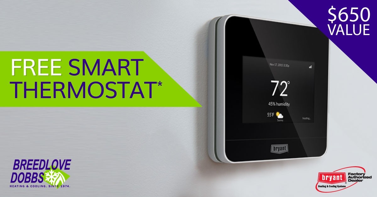 Free-smart-thermostat