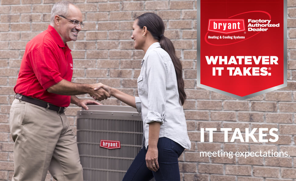 Bryant Authorized HVAC Dealer
