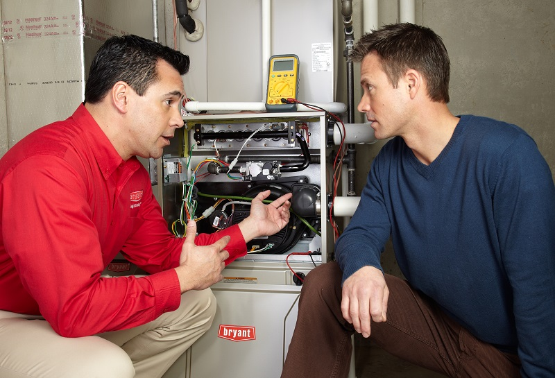 4 Signs Your Furnace is Dying